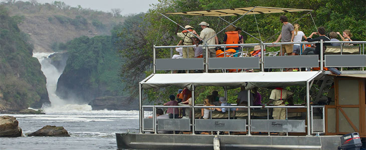 1 Day Murchison Falls Safari